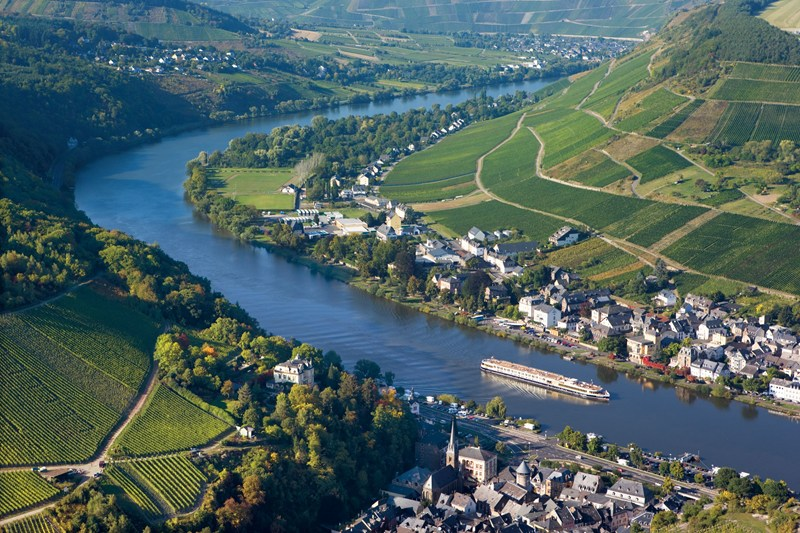 A Uniworld Moselle River cruise offers stress-free guided excursions. Photo courtesy of Uniworld Boutique River Cruise Collection